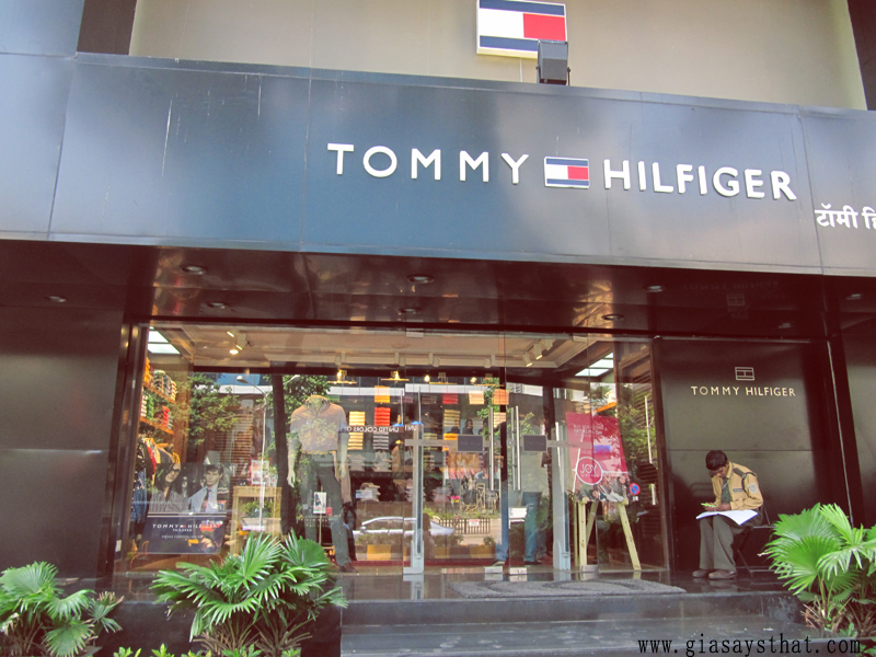 report on tommy hilfiger india Tommy hilfiger—the proven lifestyle brand  pvh only gets to report about 5% of the revenue on its books the remaining portion is earned through the joint venture model in places like india.