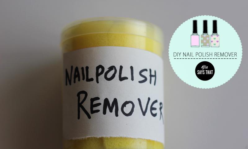 Zoya Nail Polish Remover Diy 85