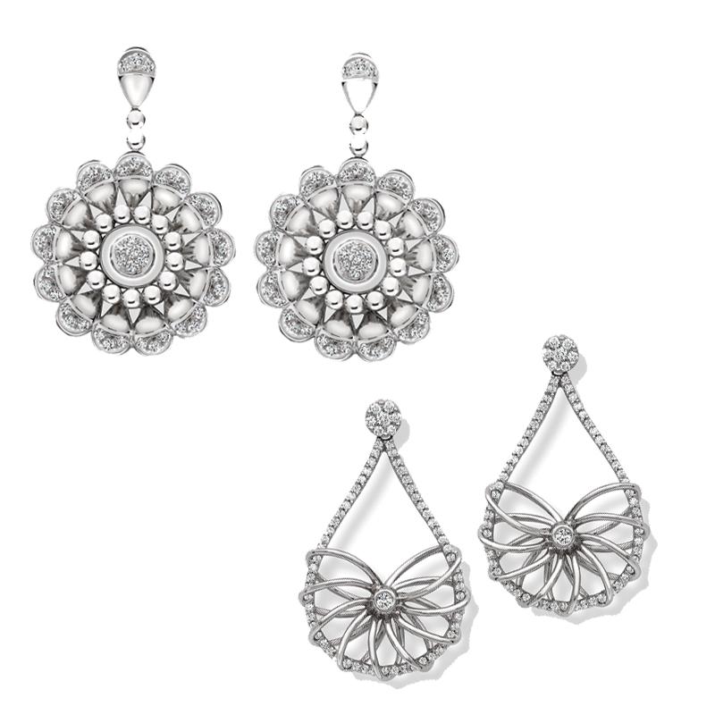 wedding-platinum-earrings